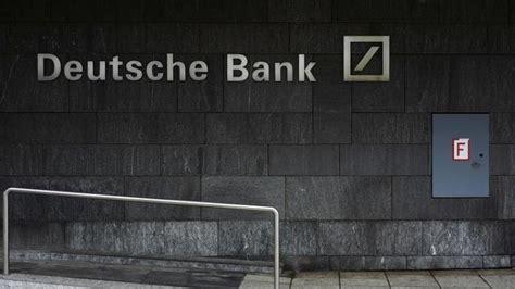 deutsche bank in meiner nähe crisis de deutsche bank el mayor riesgo en todo el sistema