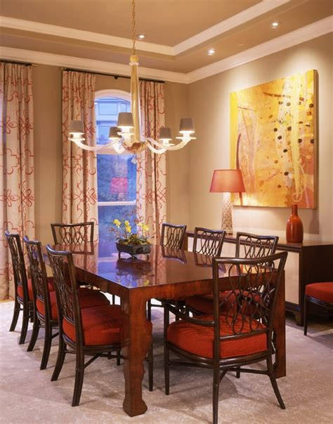 Warm Dining Room Colors by 17 Best Images About Dining Rooms Warm Colors On