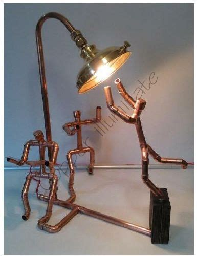 copper pipe art 1000 images about ly on pinterest steunk l