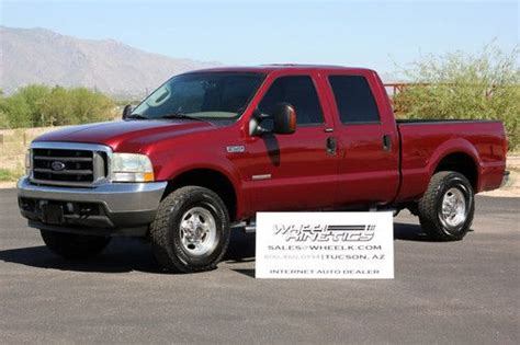 how to learn about cars 2004 ford f250 transmission control buy used 2004 ford f250 diesel 4x4 lariat crew cab 4wd leather moonroof loaded see video in