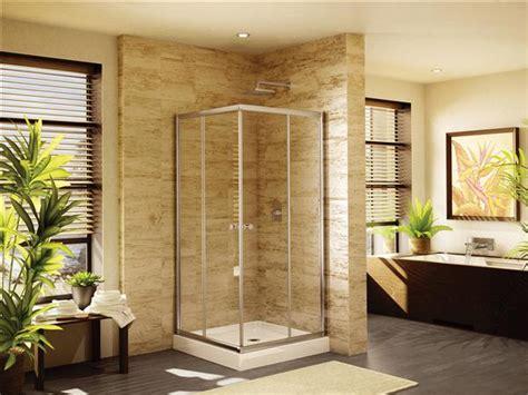 Offset Corner Bath Shower Screen shower doors crown bath amp kitchen