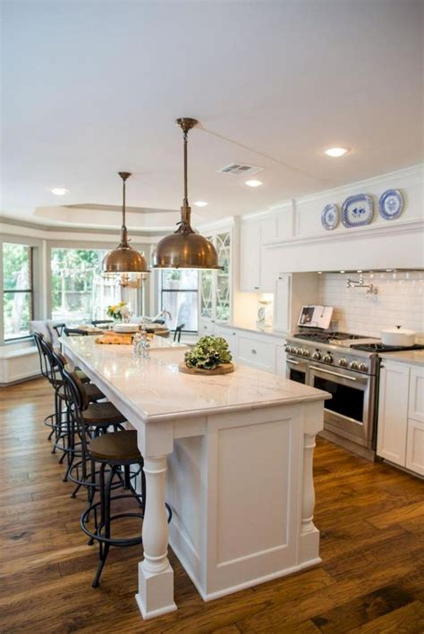 60 rustic wooden kitchen islands design inspirations