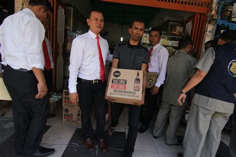 sidak pil pcc di pasar aceh bbpom malah temukan jamu kuat
