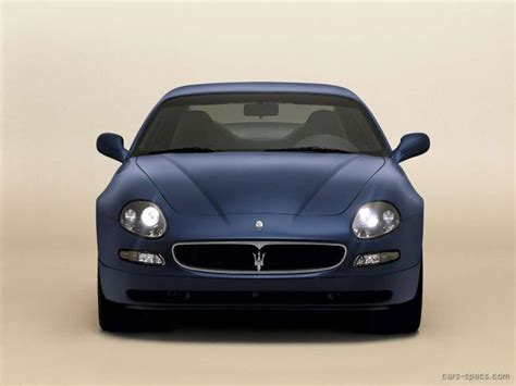 2005 Maserati Price by 2005 Maserati Coupe Specifications Pictures Prices
