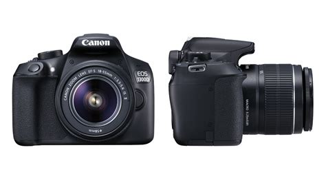 Canon Eos canon s new eos 1300d is an entry level dslr with wireless