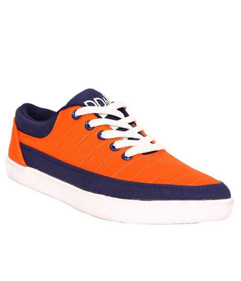 addios orange canvas shoes price in india buy addios
