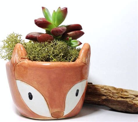animal planters cutest ever animal planters pop shop america