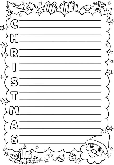 christmas acrostic poem template  printable papercraft templates