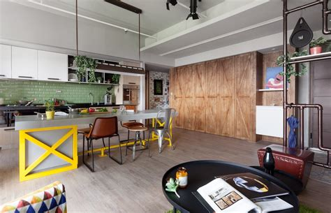Grand Home Design Studio Playful Approach To Modern Living In Taiwan The Family