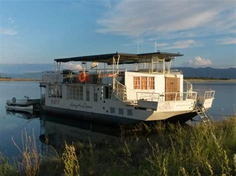 speed boat for sale zimbabwe ponty houseboat for an economic holiday on lake kariba