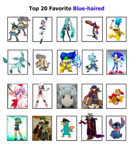 favorite blue darkknight215 s top 20 favorite blue haired by