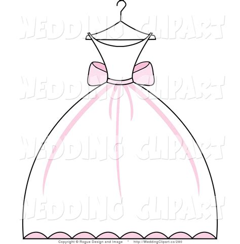 flower girl dress clipart   cliparts