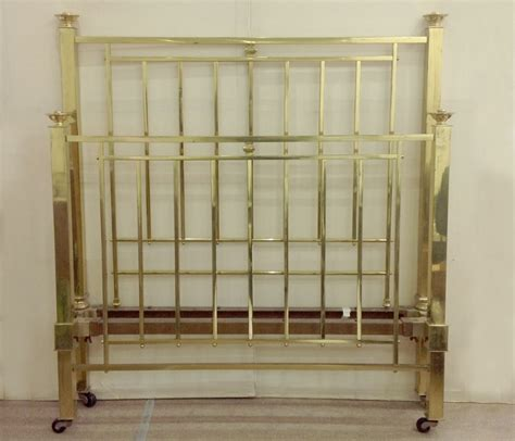 antique brass beds brass antique bed mkb9 273974 sellingantiques co uk