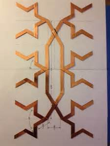 Fractal Tv Antenna Template by How To Make A Fractal Antenna For Hdtv Dtv Plus More On