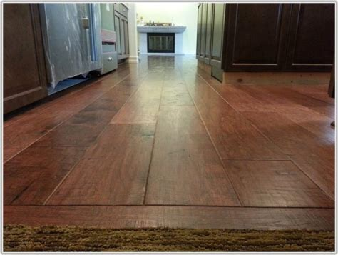 Hickory Laminate Flooring Wide Plank   Flooring : Home