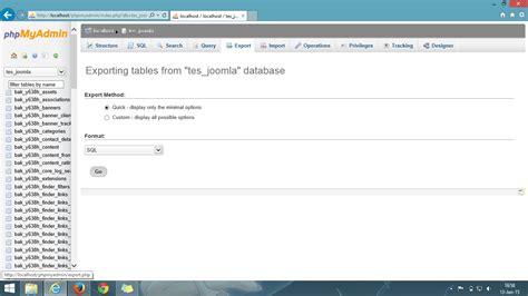 cara membuat website gratis menggunakan joomla informatika cara membuat website menggunakan joomla