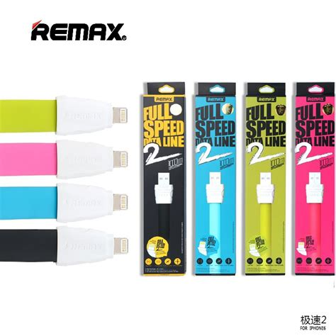 Remax Dataline 1000mm High Speed 100 Authentic Remax Speed Series Cable