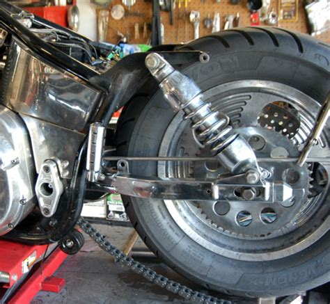 swing modelle rubbermounted swingarm upgrade from cce