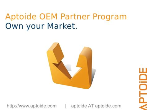 Aptoide Online | aptoide partner program