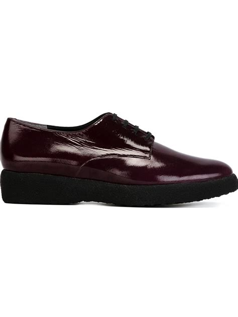 robers ahaus robert clergerie lace up shoes in lyst