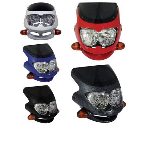 Motorrad Verkleidung Blinker by Bike It Dash Motorrad Scheinwerfer Verkleidung Blinker
