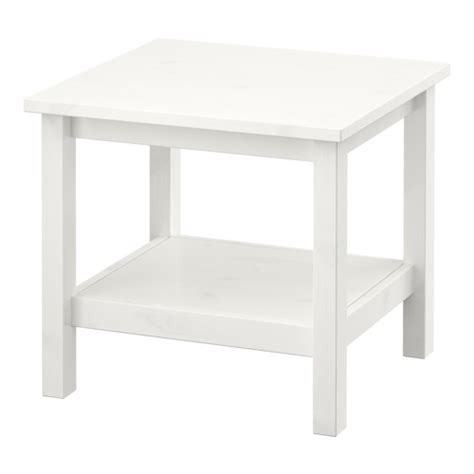 Ikea White Side Table Hemnes Side Table White Stain Ikea