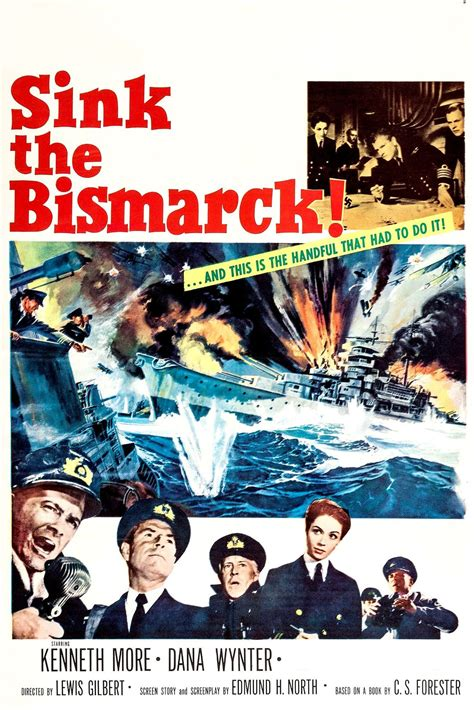 Sink The Bismarck by Sink The Bismarck Trailer Reviews And More