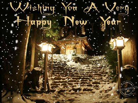 wishing you a happy new year pictures photos and