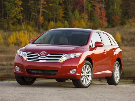 Toyota Venza Mpg Toyota Venza Technical Specifications And Fuel Economy