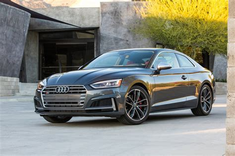 S5 Audi by The 2018 Audi S5 Is The Smartest Coupe You Ll