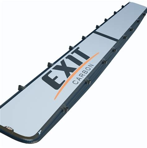 folding sailboat wheel exit carbon sailing worry free carbon boat gangways