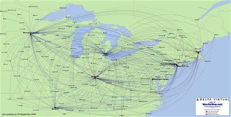 delta destination map delta destinations