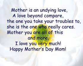 Mother Day Quote by Mother Day Quotes In Spanish Bible Quotesgram