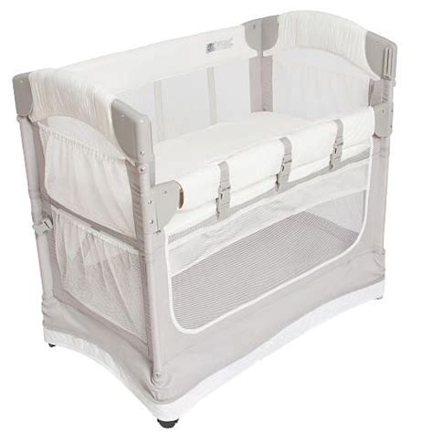 Arms Reach Bedside Co Sleeper by Arm S Reach Luxe Mini Arc Co Sleeper Bedside Bassinet Other Plays And Minis