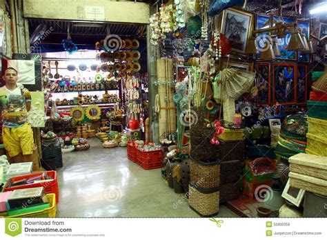 philippine home decor flea market stores in dapitan arcade in manila