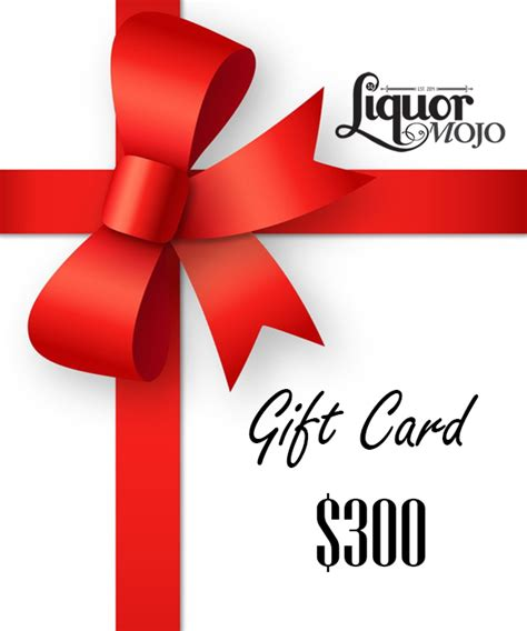 Buy Canadian Gift Cards Online - liquor mojo gift card 300 liquor mojo buy online