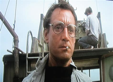 jaws head in the boat an unpublished interview with roy scheider on quot jaws