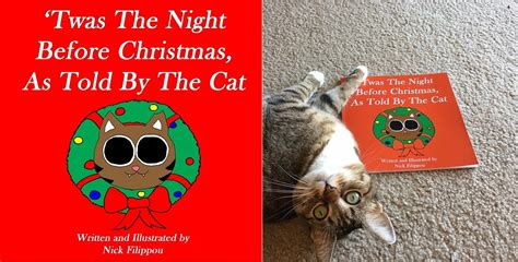 twas the before as told by the cat books i iz cat we found the internets