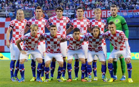 Croatia Football Team 5 Underdogs To Look Out For At 2016 Footyblog Net