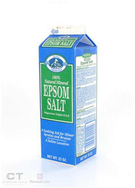 Epsom Salt For Detox by Epsom Salt Cleanse The Facts Dietary Supplements Vitamins