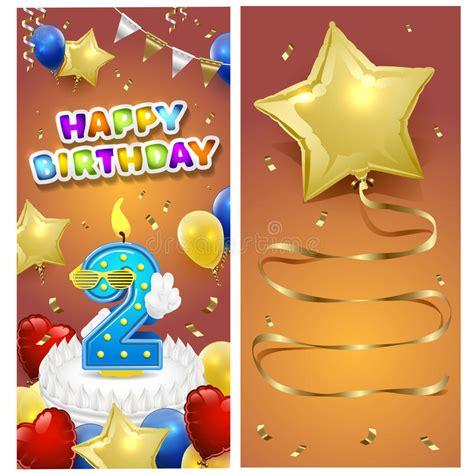 birthday card template illustrator free happy birthday vertical card template with gold sparkles