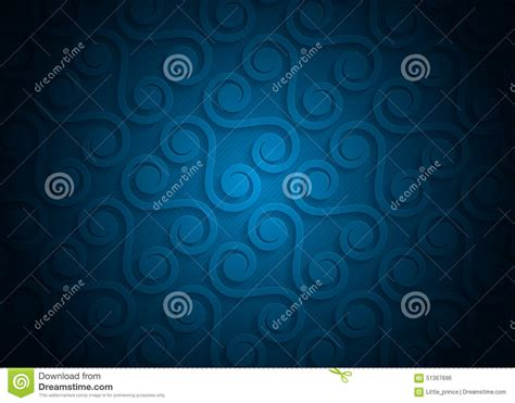 pattern of abstract in thesis blue paper geometric pattern abstract background template