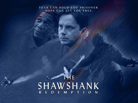Who Has The Best Look Of Redemption In 2007 by The Shawshank Redemption Story Line Trailer