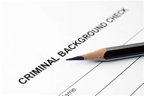 Criminal Background Check Background Checks Reduce Crime Counter To Nra Spin Crooks And Liars