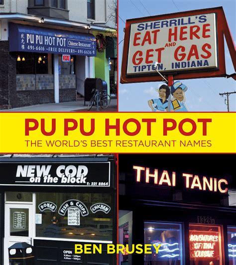 hilarious names restaurant names popsugar food