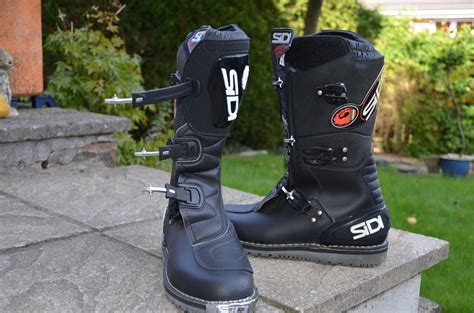 moto boots sale for sale sidi courier motorcycle boots brand new lfgss