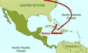 Where Is Where Is Belize Located Belize Location And Geography