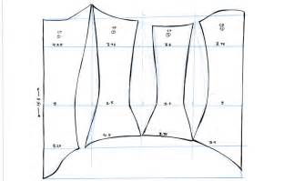 Pattern info deetz the merry corsetier