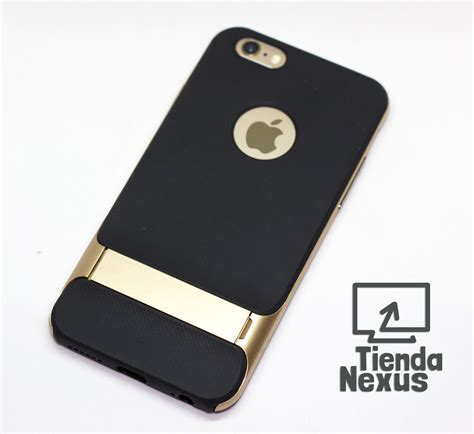 fundas iphone 6 case funda rock para iphone 6 6s elegante y de materiales