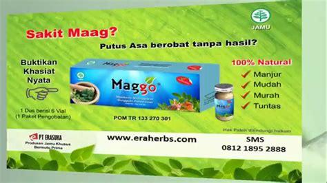Obat Maag Herbal Maggo maggo jamu istimewa sakit maag obat herbal sakit maag